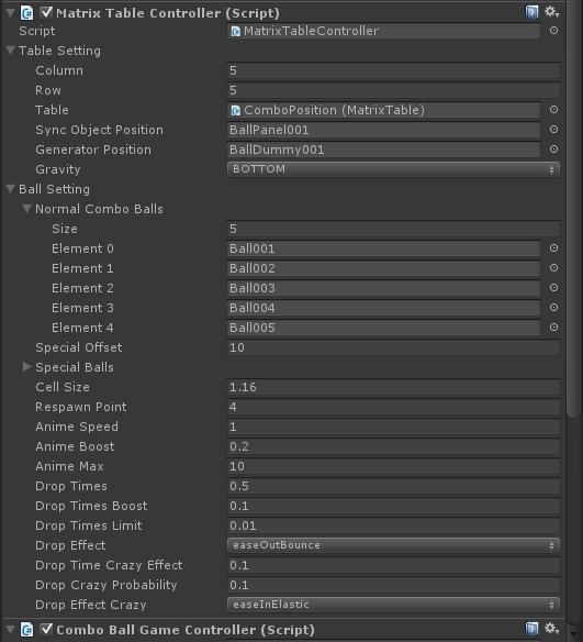 Unity3D : 消珠遊戲的原型