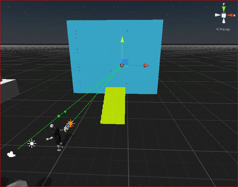 Unity3D : MovementController + IK aiming shooter.