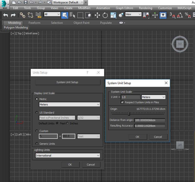 3DMax vs Unity3D 尺寸問題